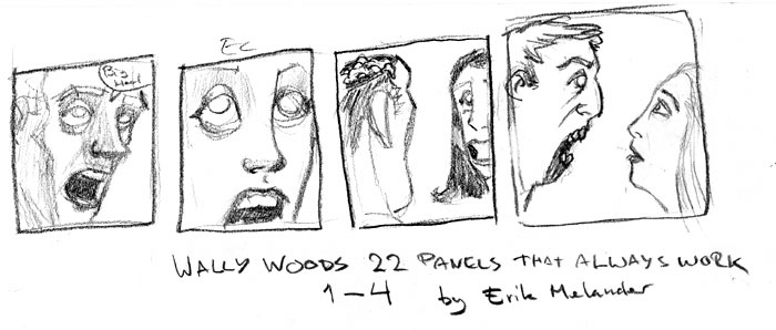 personal rendition of woods 4 first panels